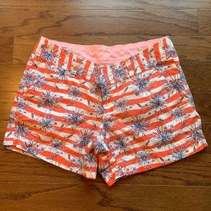 Lilly Pulitzer She's a Firecracker Shorts